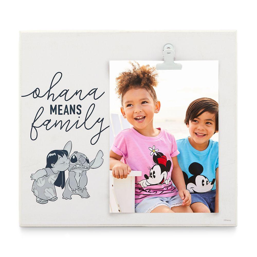 Lilo & Stitch Photo Frame – 5'' x 7''