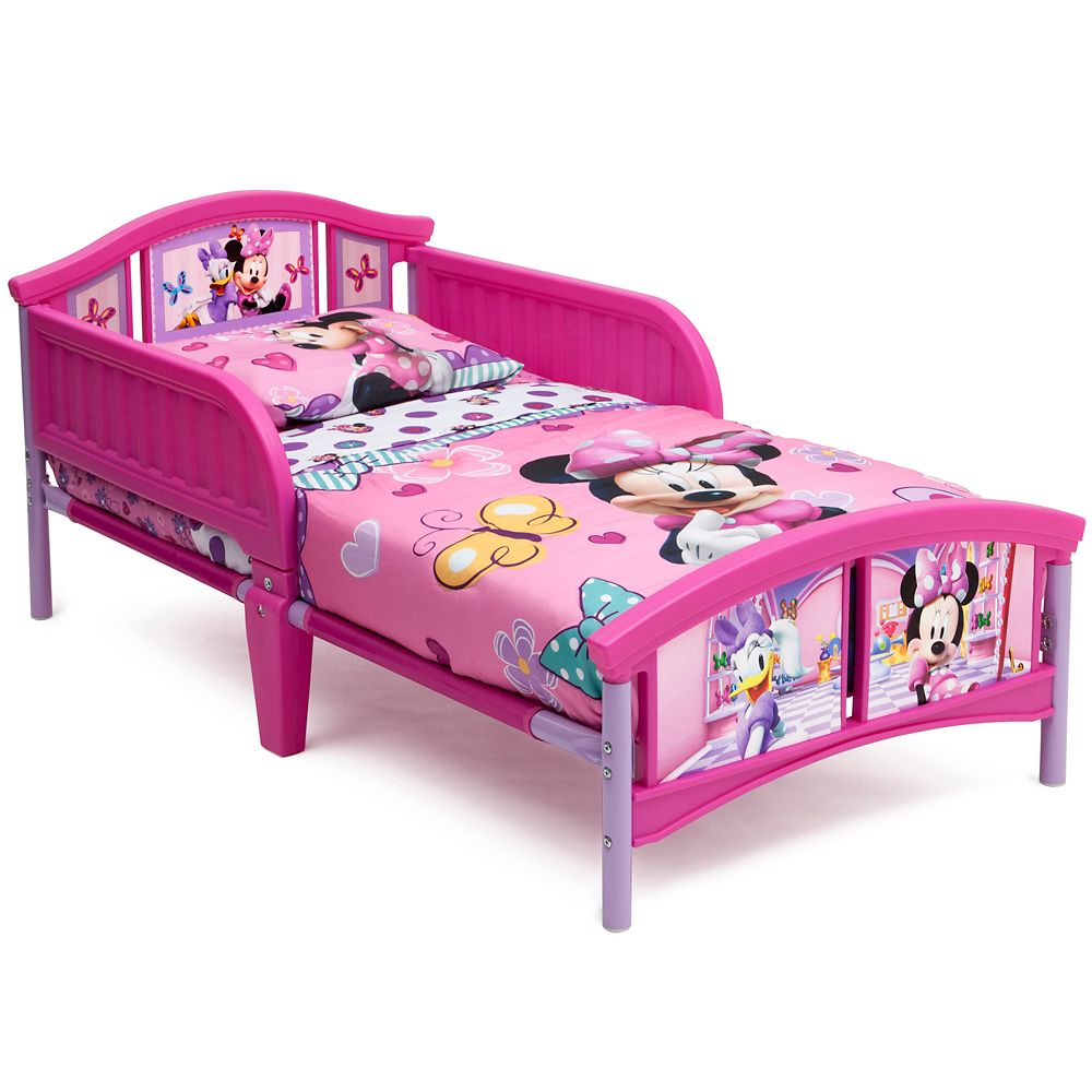 Minnie Mouse Toddler Bed Official shopDisney
