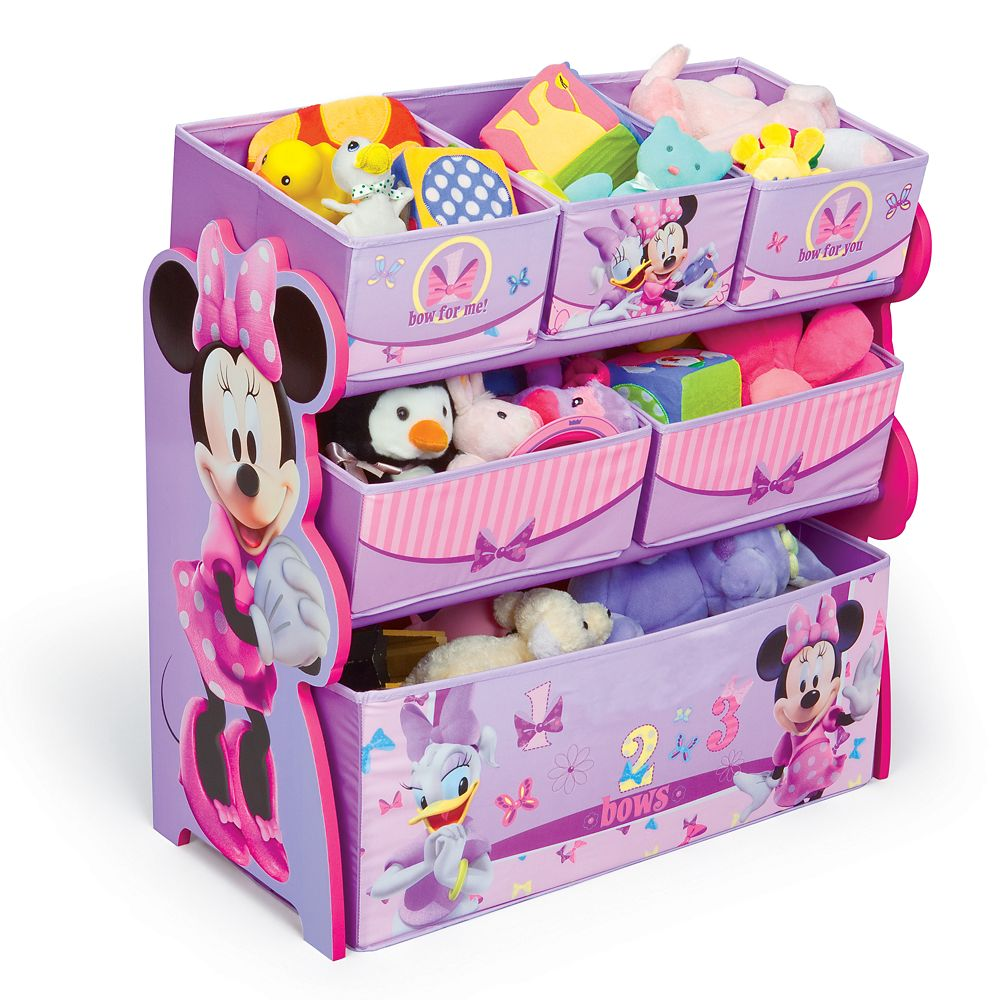 Minnie Mouse Toy Organizer Official shopDisney