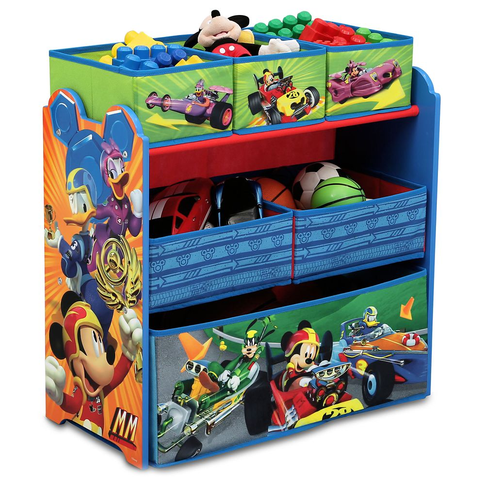 Mickey Mouse Toy Organizer Official shopDisney