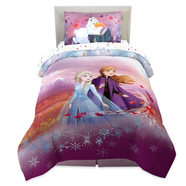 Frozen 2 Comforter and Sham Set – Twin / Full