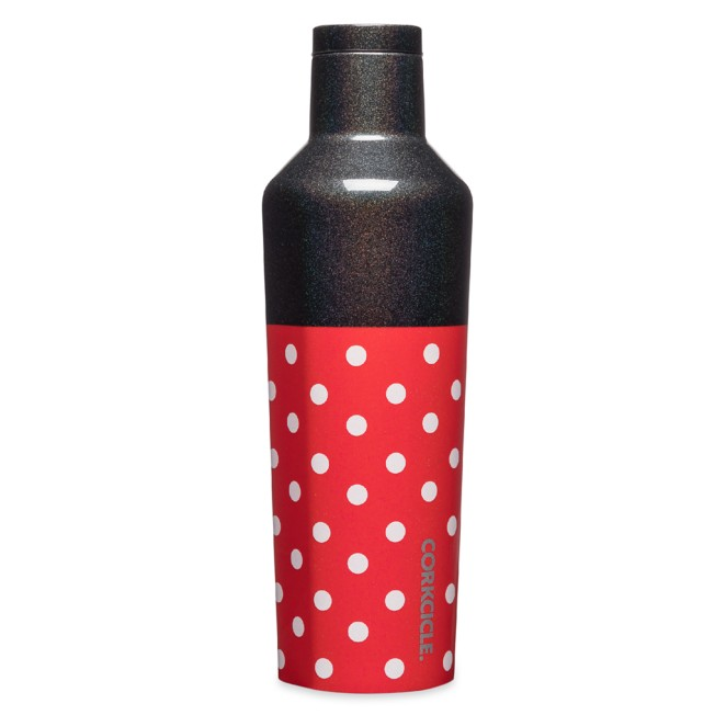 Minnie Mouse Polka Dot Stainless Steel Canteen by Corkcicle