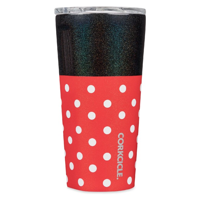 Minnie Mouse Polka Dot Stainless Steel Tumbler by Corkcicle
