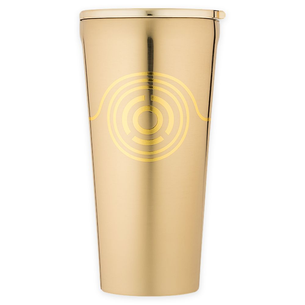 C-3PO Stainless Steel Tumbler by Corkcicle – Star Wars