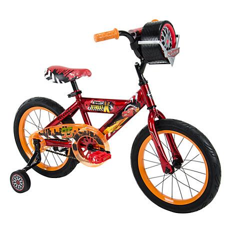 Cars Bike by Huffy -- 16'' Wheels