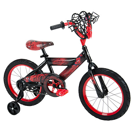 Spider-Man Bike by Huffy -- 16'' Wheels