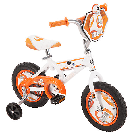 BB-8 Star Wars Bike by Huffy -- 12'' Wheels