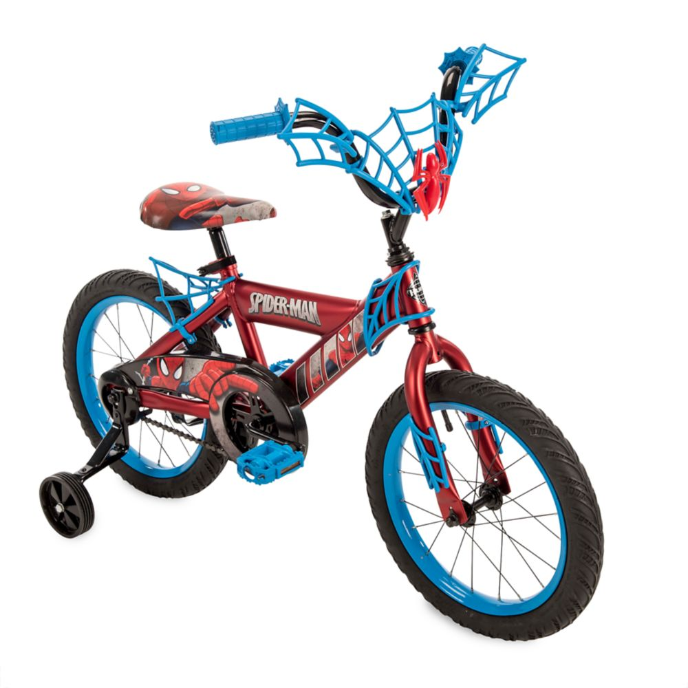 Spider-Man Bike by Huffy – Large – Red
