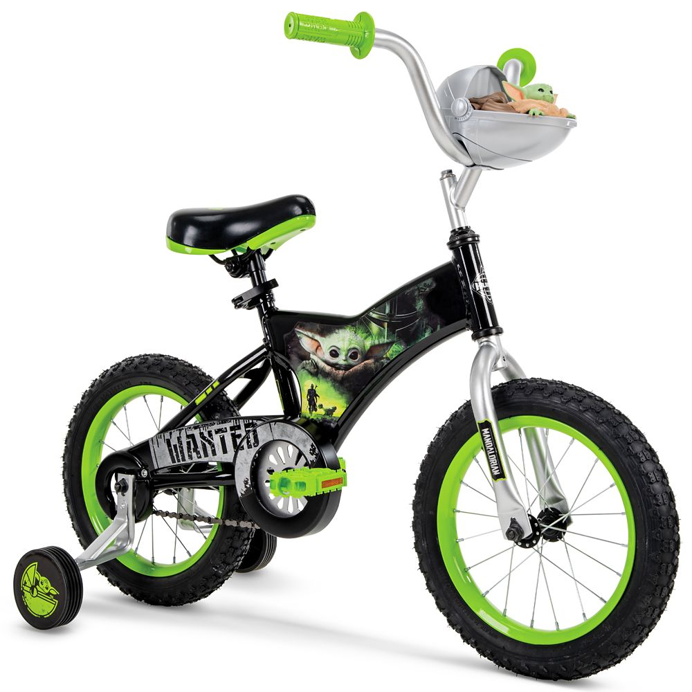 The Child Bike by Huffy – Star Wars: The Mandalorian – Small 12''