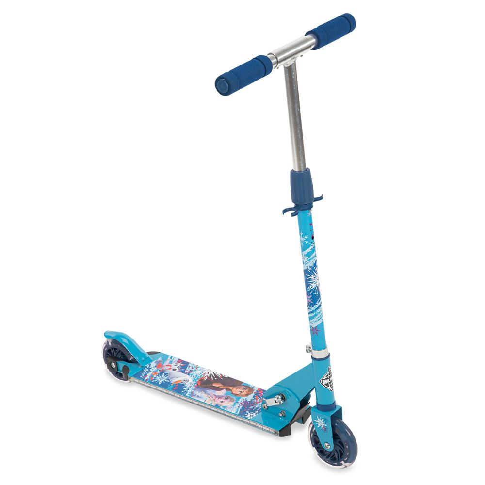 Frozen 2 Electro-Light Inline Scooter by Huffy