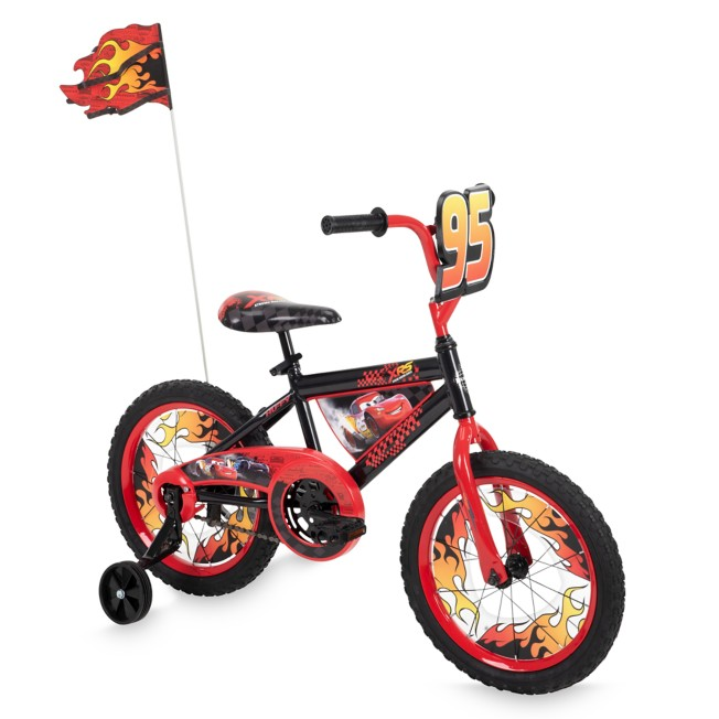 Lightning McQueen Bike by Huffy – Cars – Large