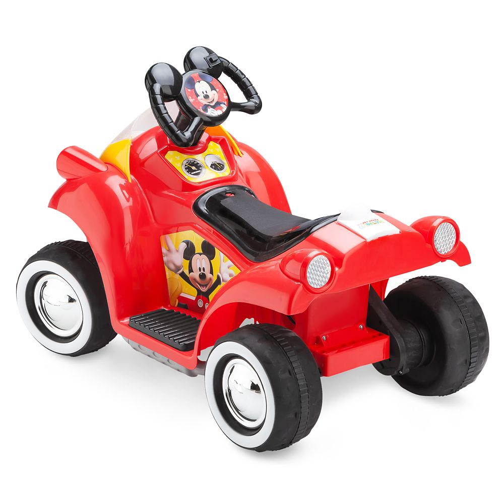 Mickey Mouse Electric Ride-On Quad