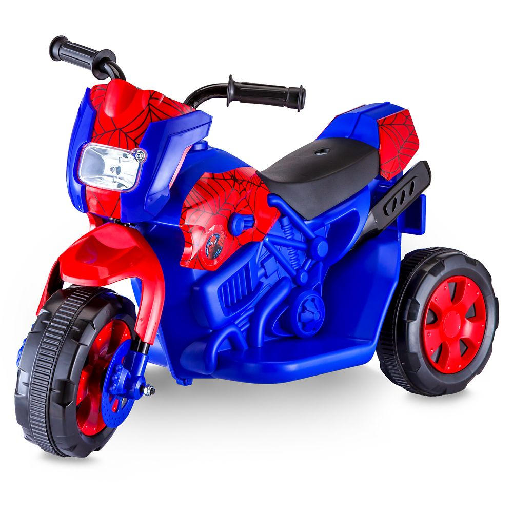 Spider-Man Electric Ride-On Trike Official shopDisney