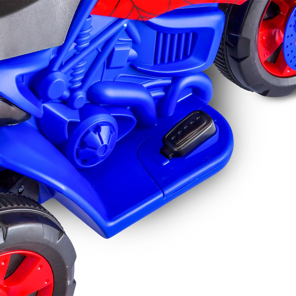 Spider-Man Electric Ride-On Trike