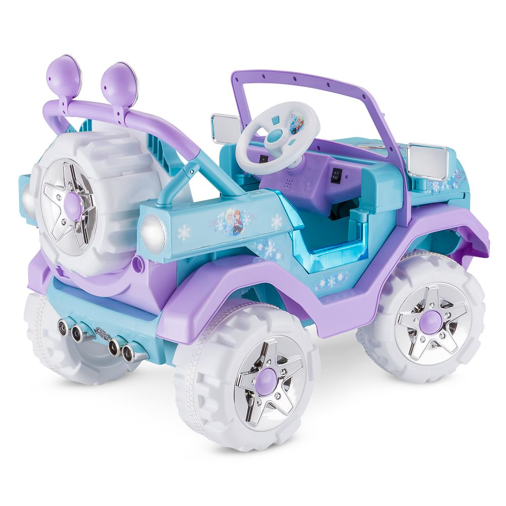 Frozen Electric Ride-On 4x4