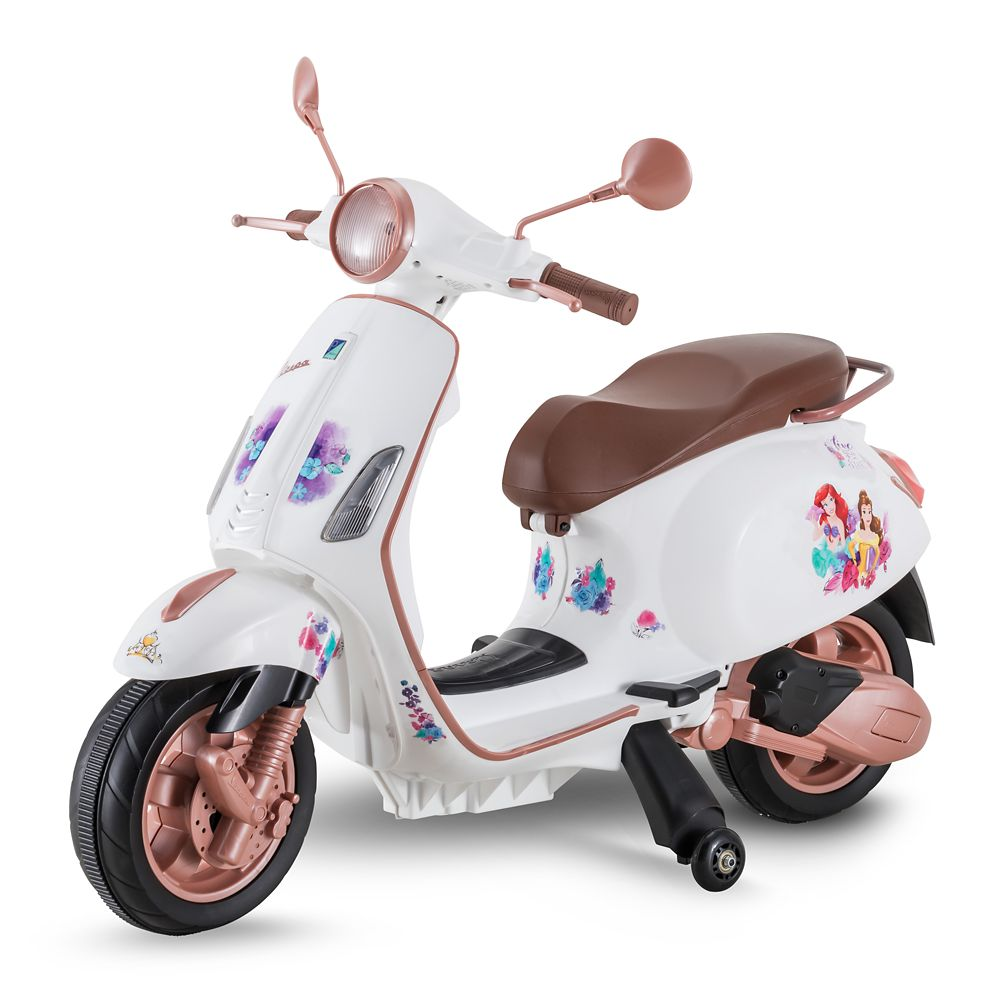 Disney Princess 6V Vespa Scooter Ride-on Toy