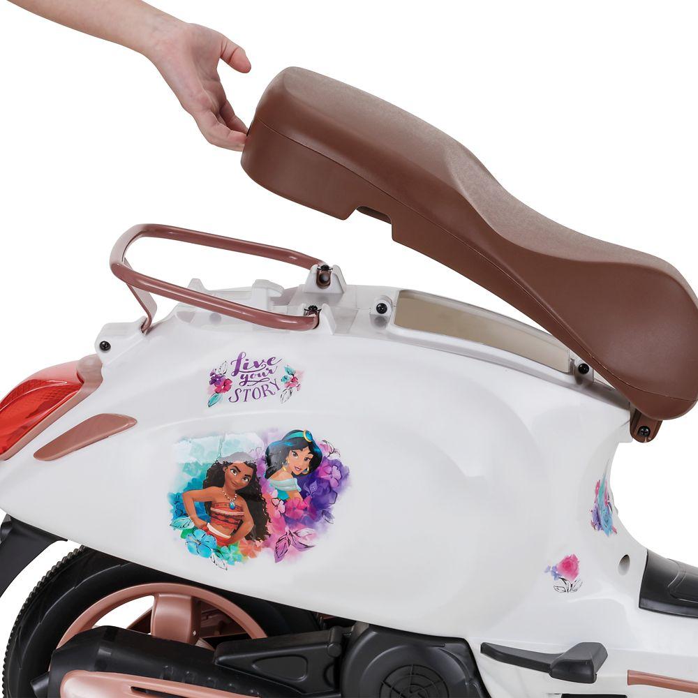 Disney Princess 6V Vespa Scooter Ride-on Toy