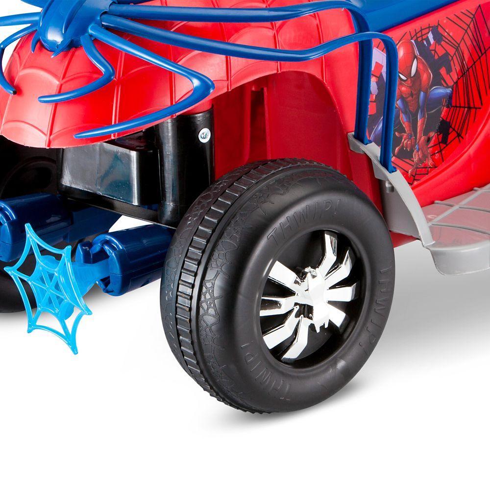 Spider-Man 6V Toddler Quad Ride-On Toy