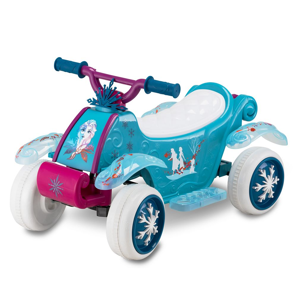Frozen 2 6V Toddler Quad Ride-On Toy