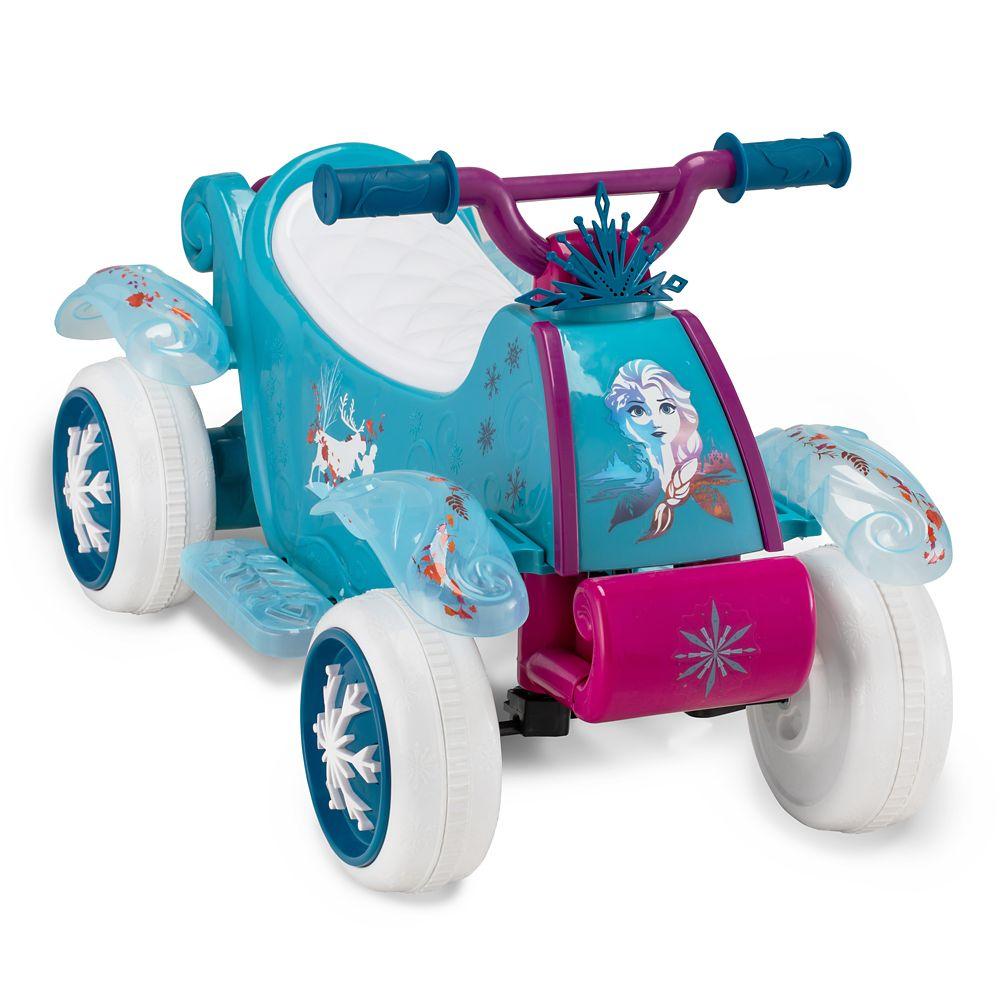 Frozen 2 6V Toddler Quad Ride-On Toy