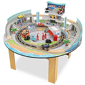 Cars 3 Florida Racetrack Set and Table by KidKraft