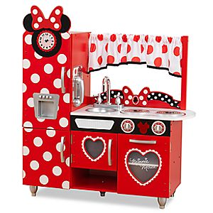 Minnie Mouse Vintage Play Kitchen by KidKraft