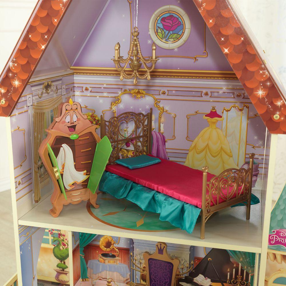 Belle Enchanted Dollhouse by KidKraft