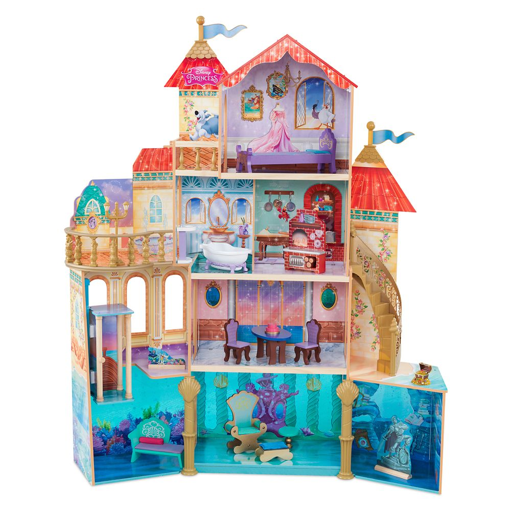 Ariel Undersea Kingdom Dollhouse by KidKraft