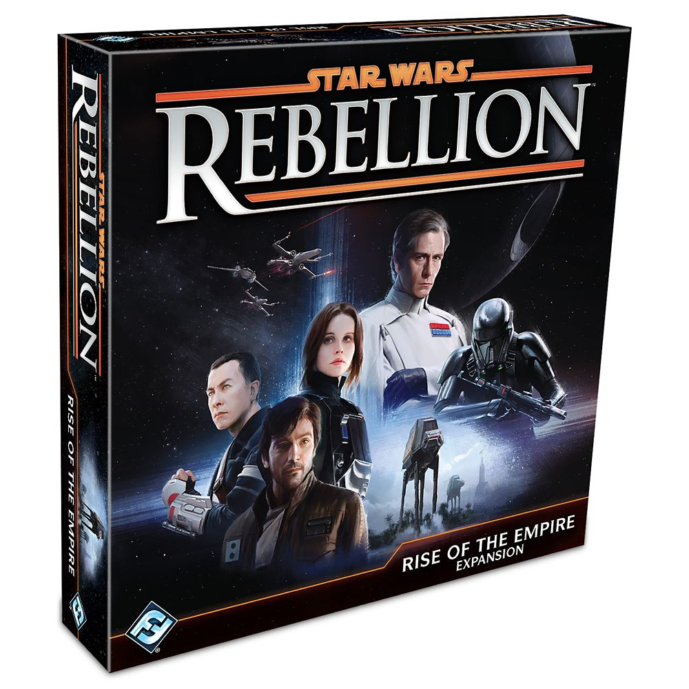 Star Wars: Rebellion Board Game – Rise of the Empire Expansion