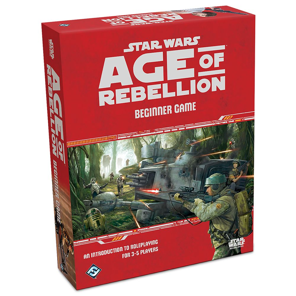 Star Wars: Age of Rebellion Beginner Game Official shopDisney