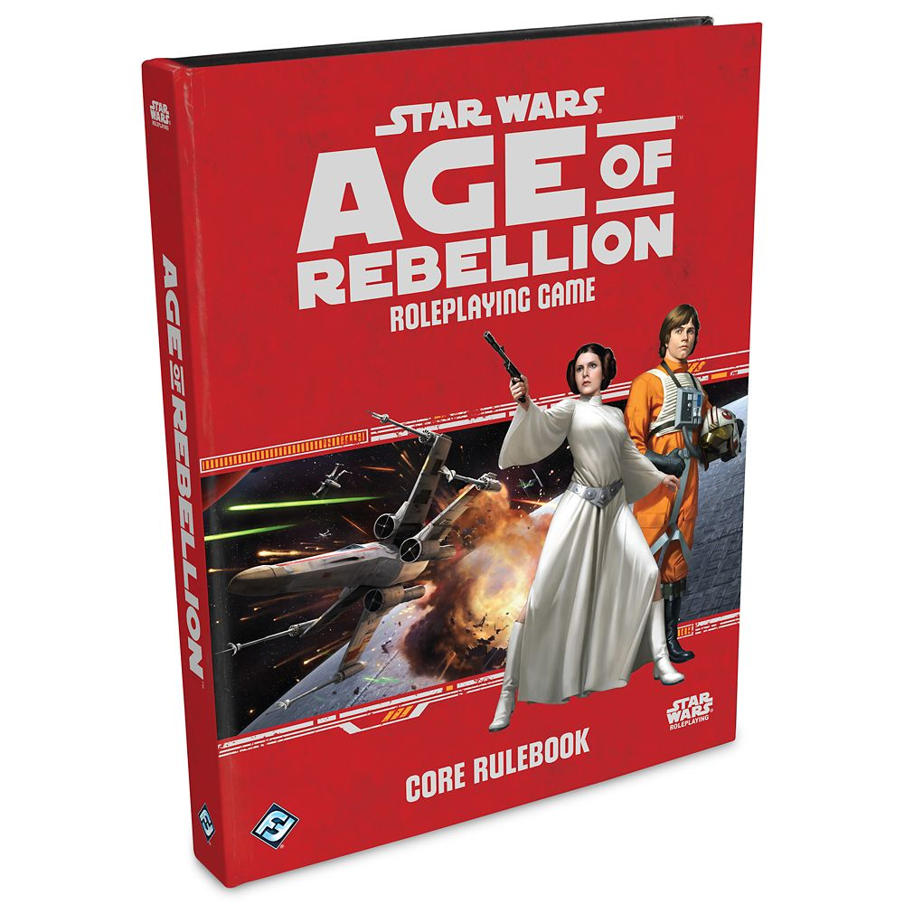 Star Wars: Age of Rebellion Roleplaying Game – Core Rulebook