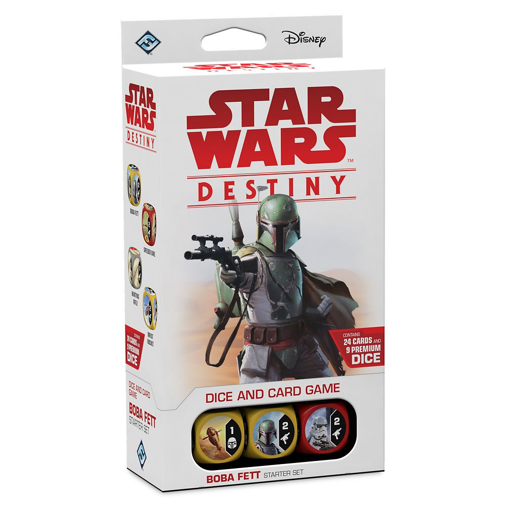 Star Wars: Destiny Game – Boba Fett Starter Set