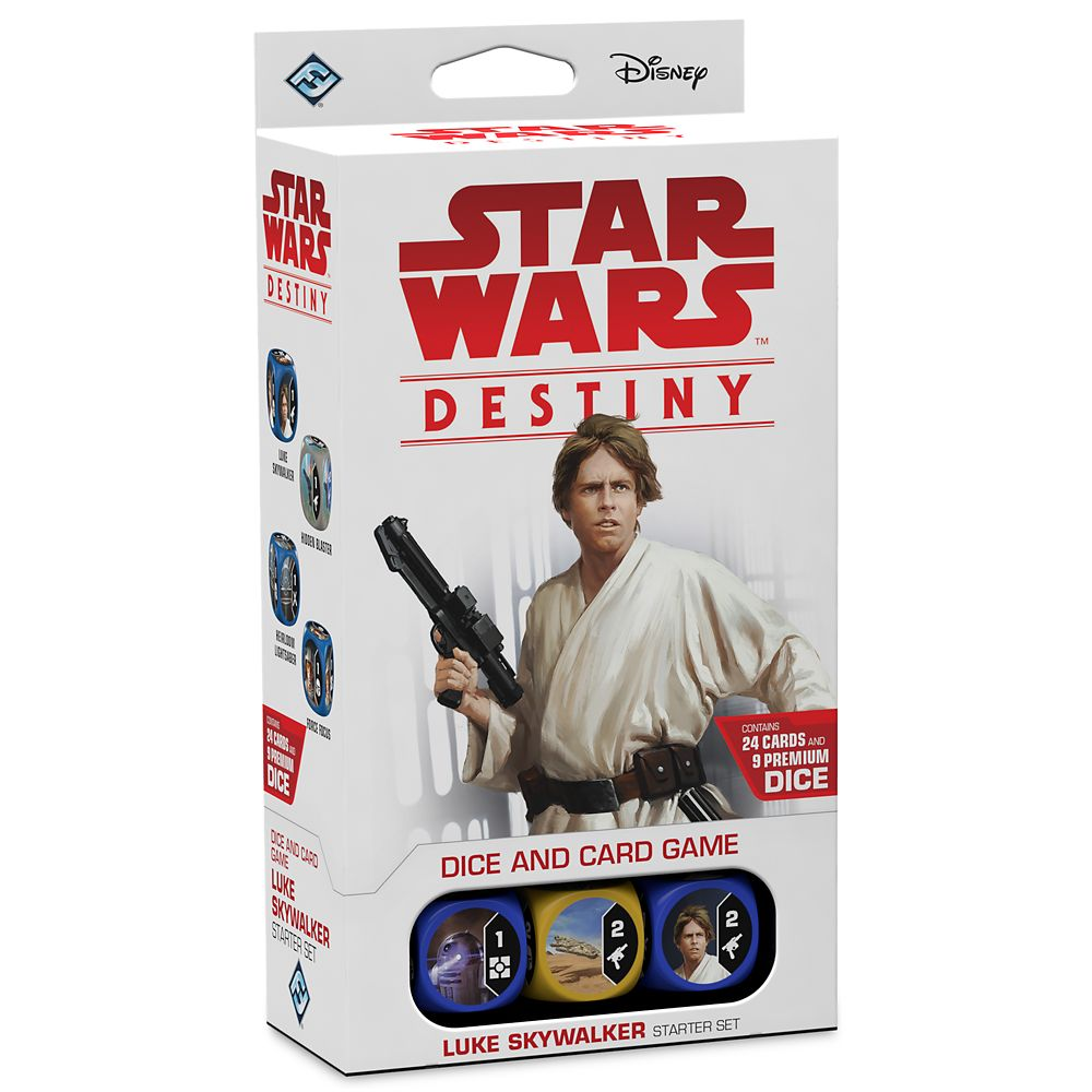 Star Wars: Destiny Game – Luke Skywalker Starter Set