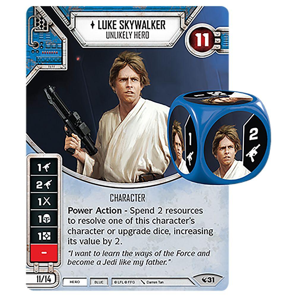 Star Wars: Destiny Game – Luke Skywalker Starter Set