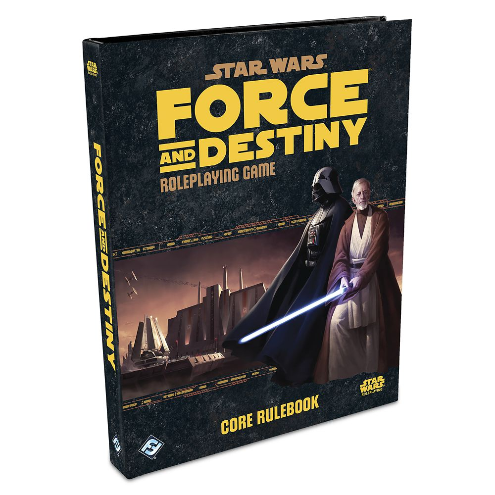 Star Wars: Force and Destiny Roleplaying Game – Core Rulebook