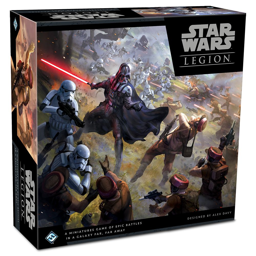 Star Wars: Legion Game – Fantasy Flight