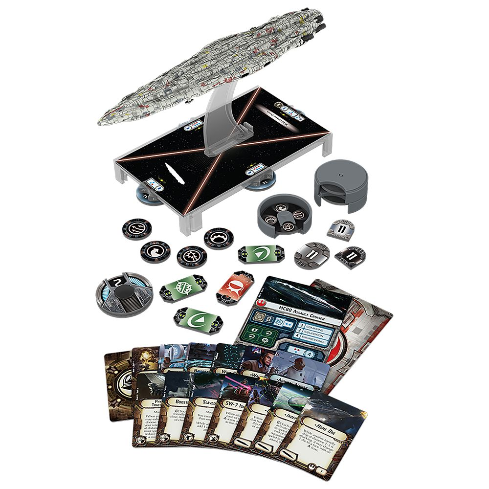 Star Wars: Armada Game – Home One Expansion Pack