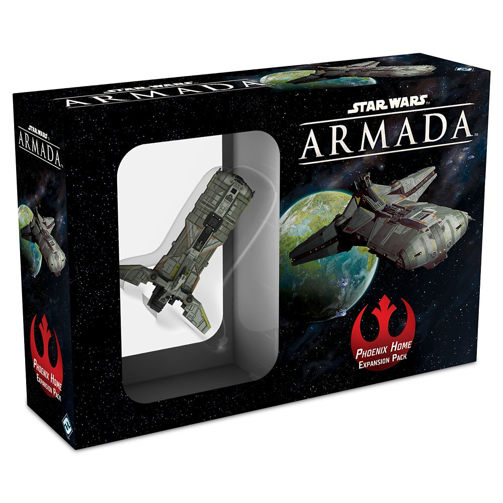 Star Wars: Armada Game – Phoenix Home Expansion Pack