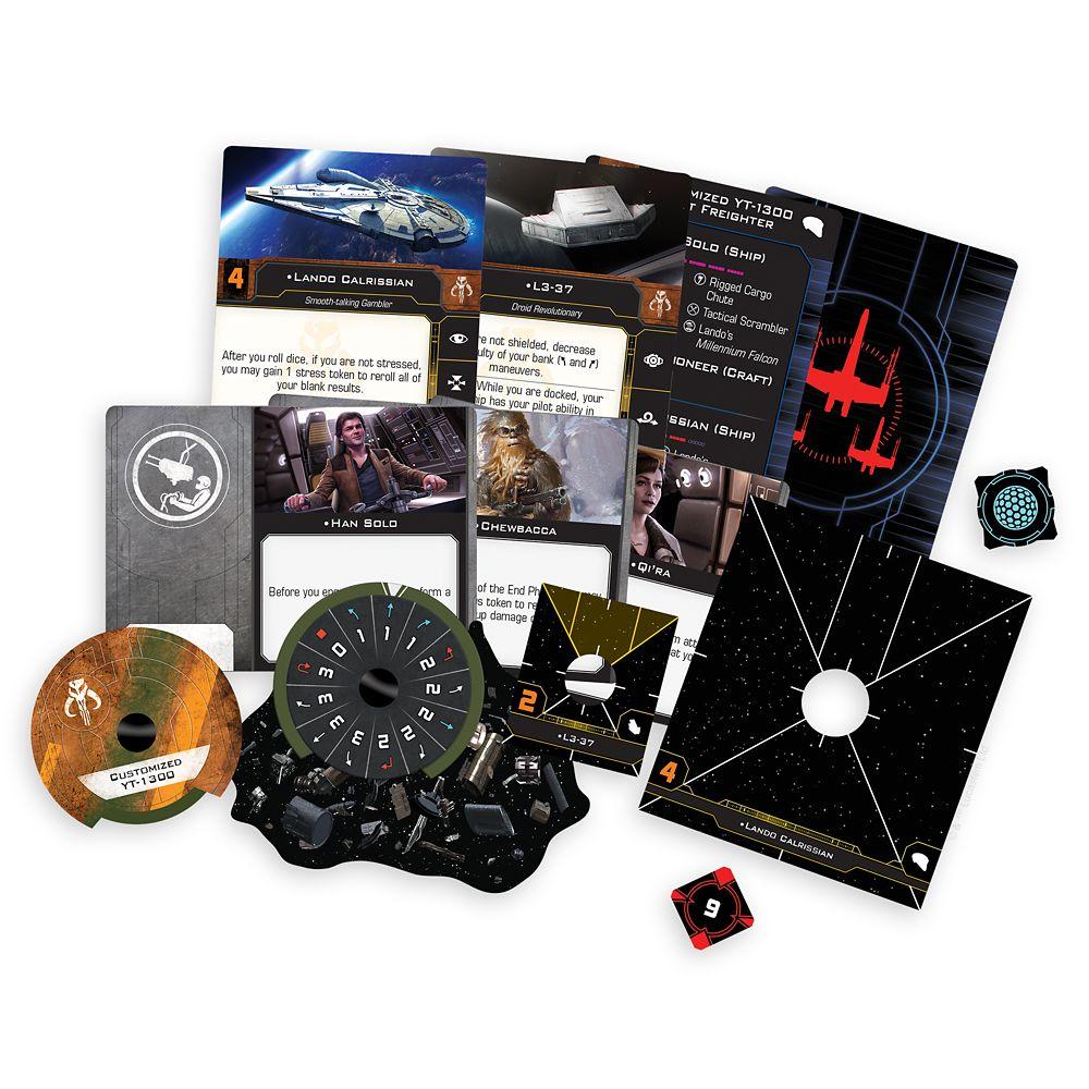 c064b461 Star Wars: X-Wing: Lando's Millennium Falcon Expansion Pack