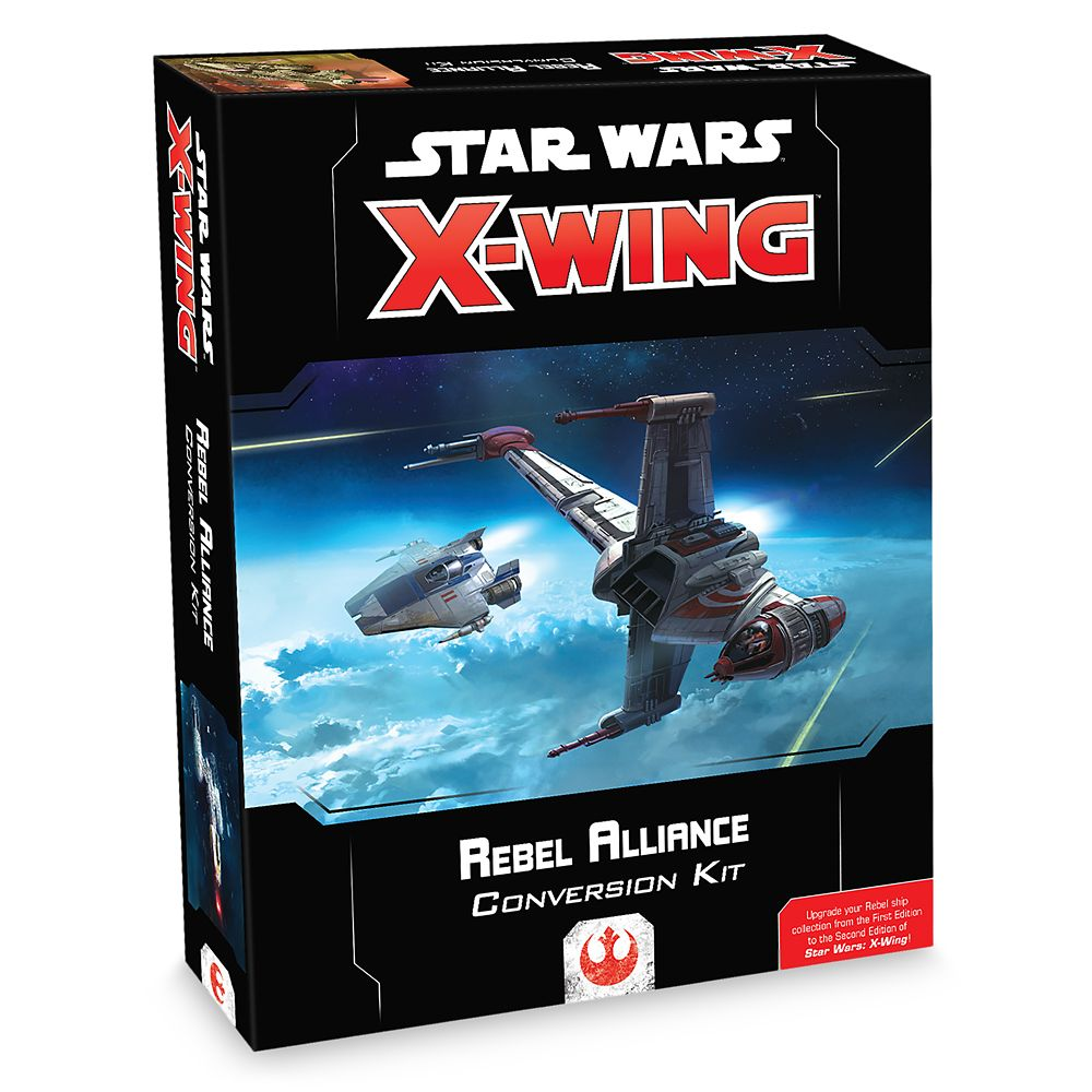 Star Wars X-Wing 2nd Edition: Rebel Alliance Conversion Kit