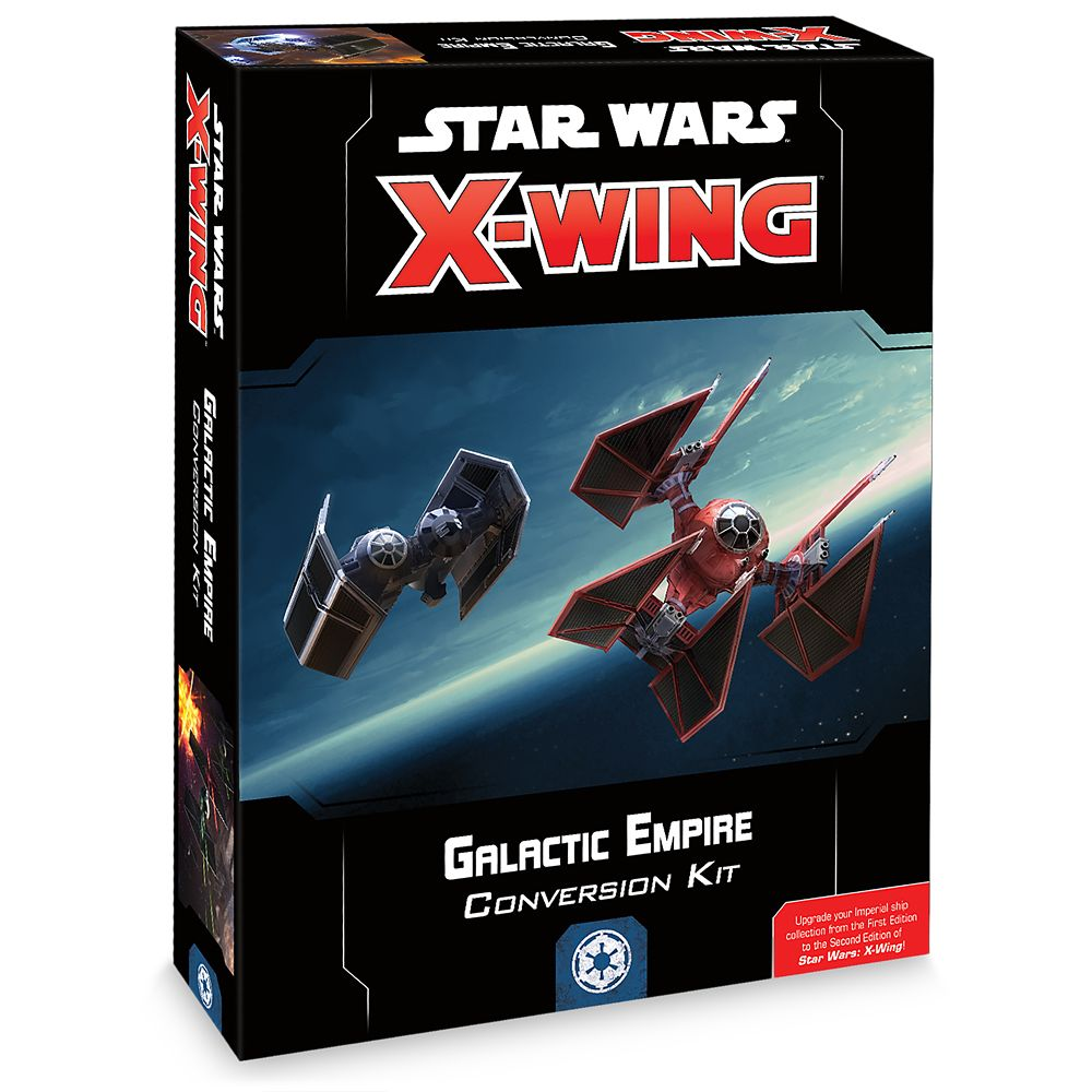 Star Wars X-Wing 2nd Edition: Galactic Empire Conversion Kit