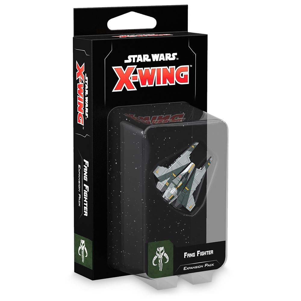 Star Wars X-Wing 2nd Edition: Fang Fighter Expansion Pack