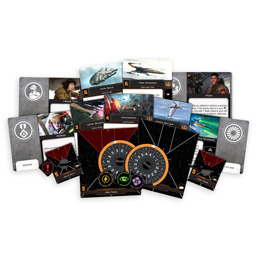 Star Wars X-Wing 2nd Edition: Resistance Conversion Kit