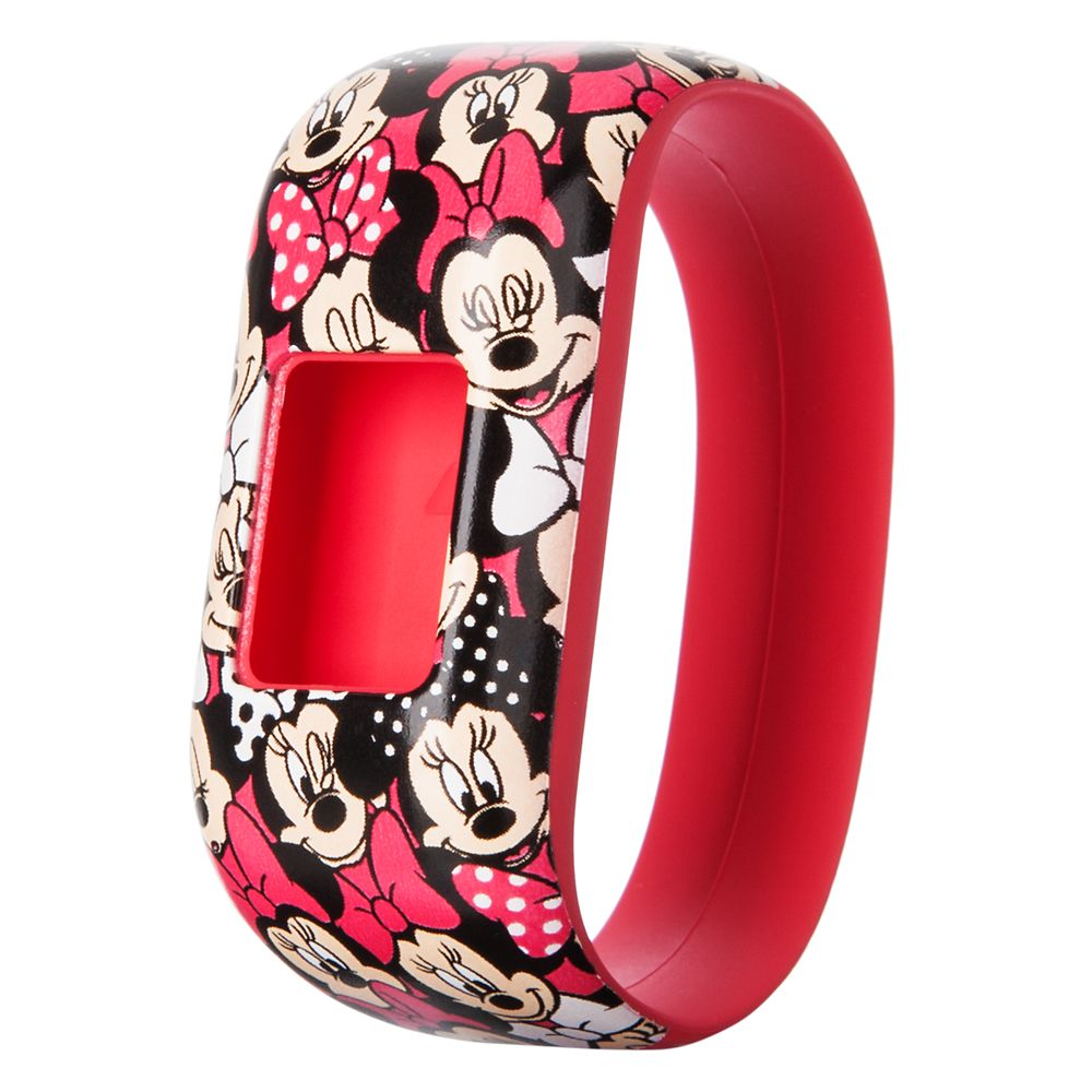 Minnie Mouse vívofit jr. 2 Accessory Stretchy Band by Garmin