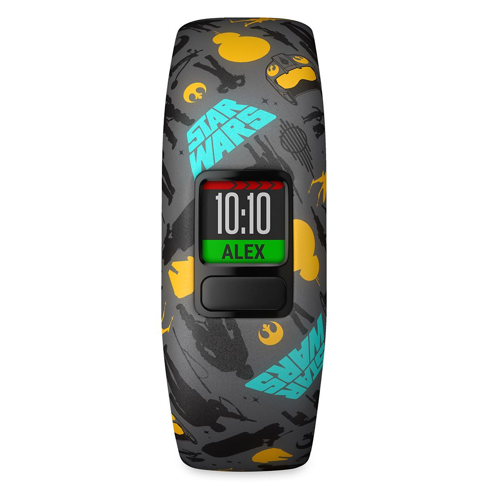 Star Wars: The Resistance vívofit jr. 2 Activity Tracker for Kids by Garmin