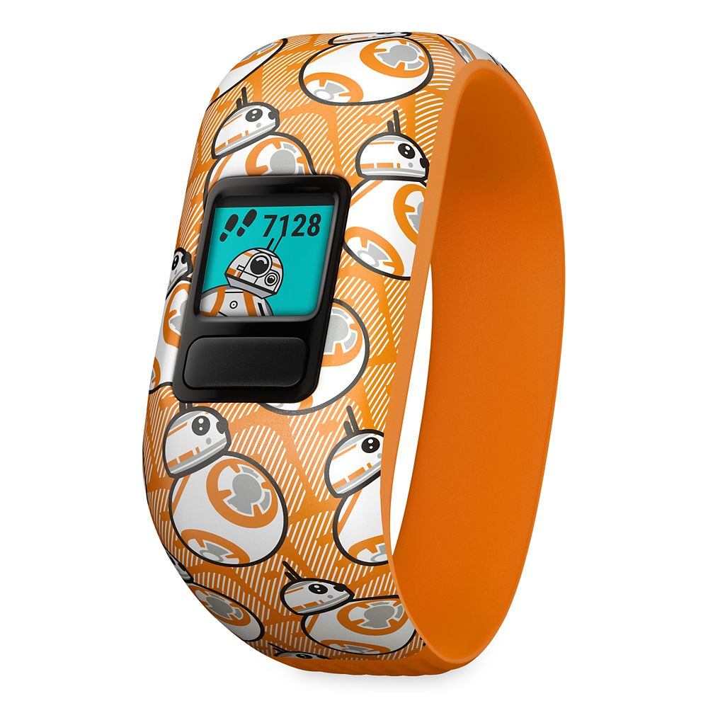 BB-8 vivofit jr. 2 Activity Tracker for Kids by Garmin – Star Wars
