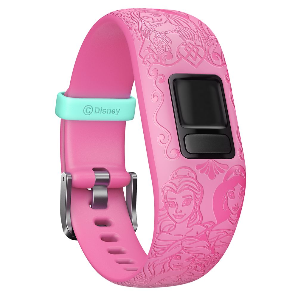 Disney Princess vívofit jr. 2 Accessory Band by Garmin