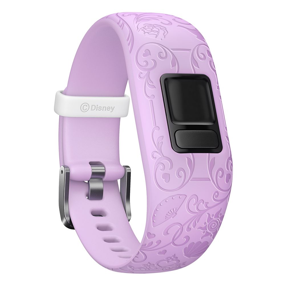 Disney Princess Icons vívofit jr. 2 Accessory Band by Garmin