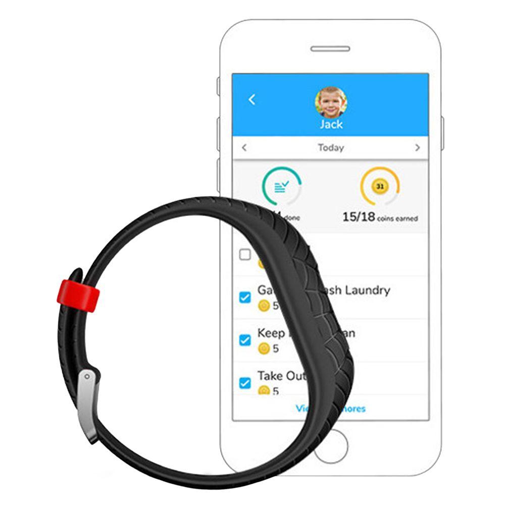 Spider-Man Garmin vívofit jr. 2 Activity Tracker for Kids with Adjustable Band – Black