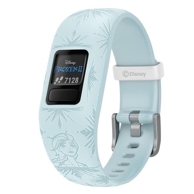 Elsa vivofit jr. 2 Activity Tracker for Kids by Garmin – Frozen 2